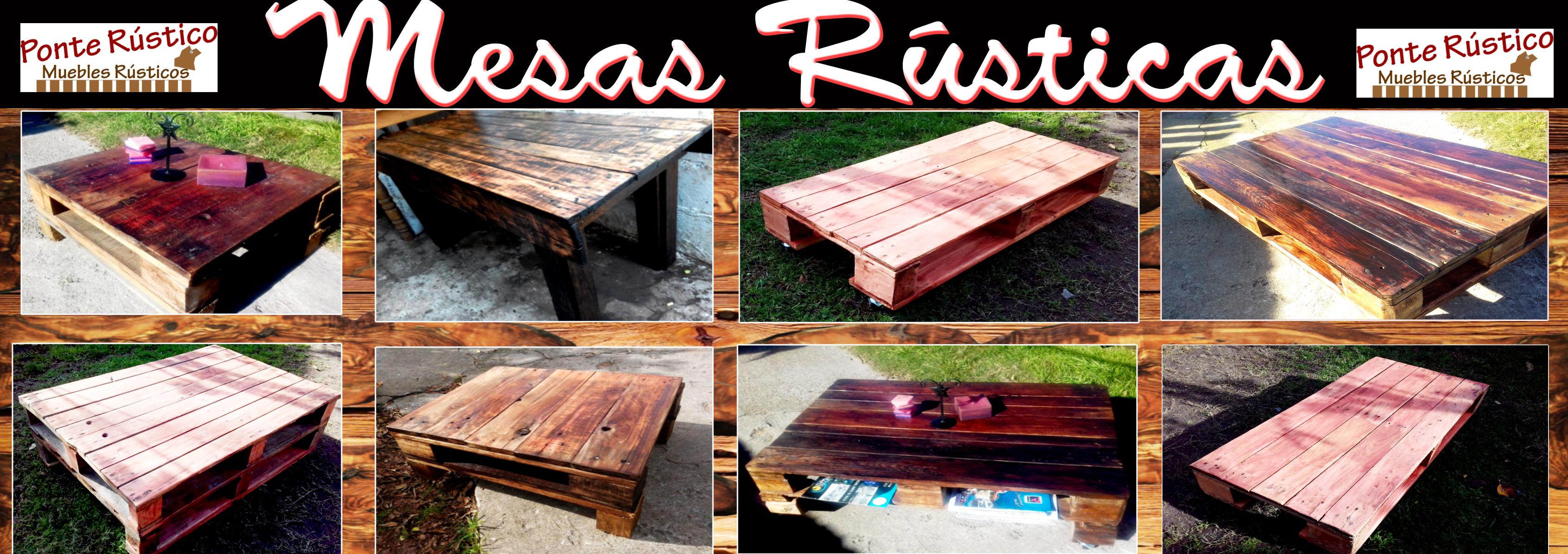 Muebles rusticos en colonia uruguay carpinteria r stica for Muebles en maldonado uruguay